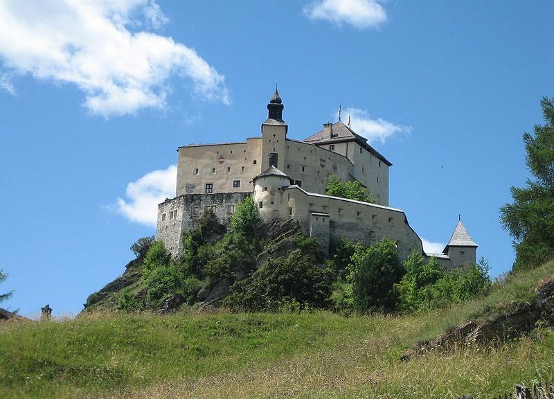 Schloss Tarsap / Foto: Wikipedia / Adrian Michael / CC-BY-SA 3.0