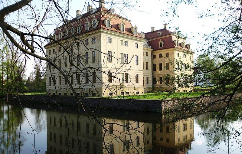 Schloss Wachau in Sachsen / Foto: Wikipedia / Pauli / CC-BY-SA 3.0