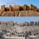 Tunnel gesprengt: Schwere Schäden an Zitadelle von Aleppo