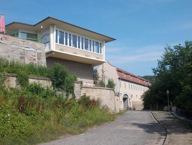 Das Restaurant Schloss Osterstein schließt im Herbst / Foto: Wikipedia / Jwaller / CC-BY.SA 4.0