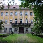Randalierer im leer stehenden Schloss Königsbrück (Sachsen)