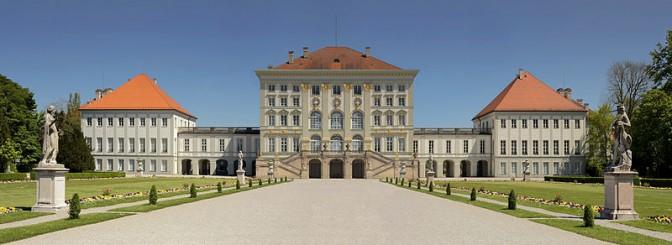 Schloss Nymphenburg / Foto: Wikipedia / Richard Bartz / CC-BY-SA 2.5 / Foto oben: Rufus46 / CC-BY-SA 3.0