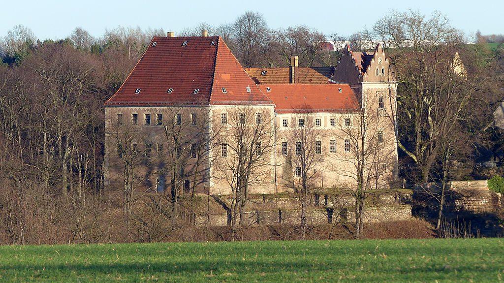 Schloss Taubenheim / Foto: Wikipedia / Dr. Bernd Gross / CC-BY-SA 3.0
