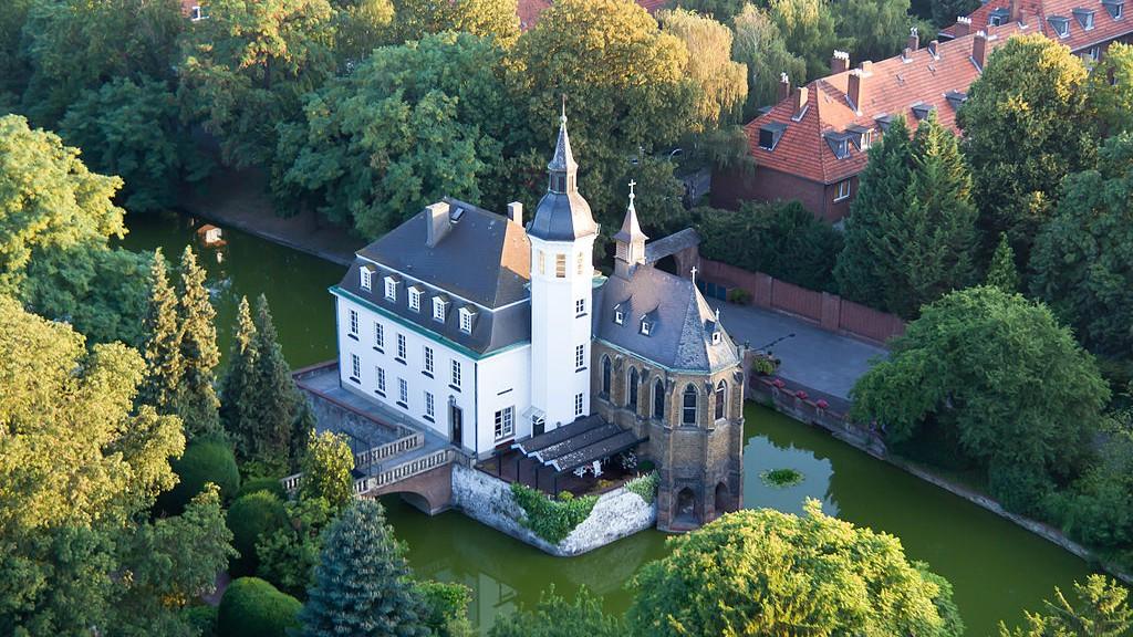 Wasserschloss Wreißhaus / Foto: Wikipedia / Raimond Spekking / CC-BY-SA 4.0