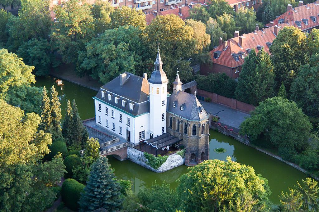 Schloss Weißhaus: Kölns teuerstes Denkmal zu verkaufen