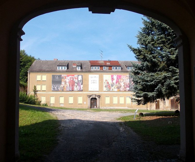 Schloss Osterstein heute / Foto: Wikipedia / Jwaller / CC-BY.SA 4.0