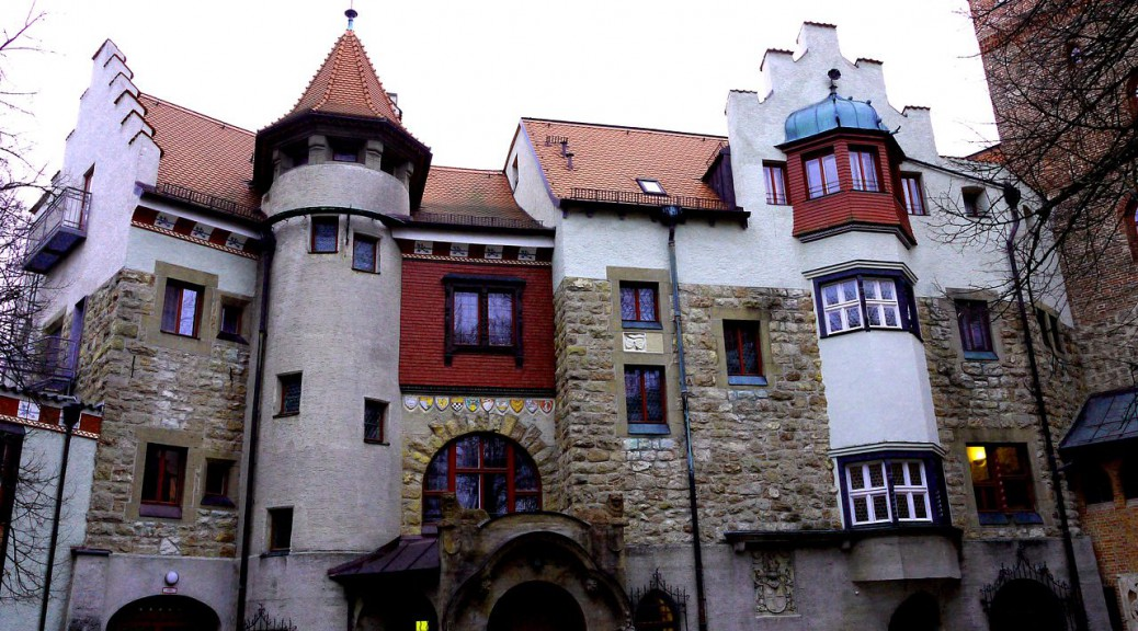 Burg Schwaneck / Foto: Wikipedia / Sebastian Grünwald / CC-BY-SA 3.0