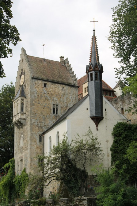 Ort für Hochzeiten: Kapelle von Schloss Egg