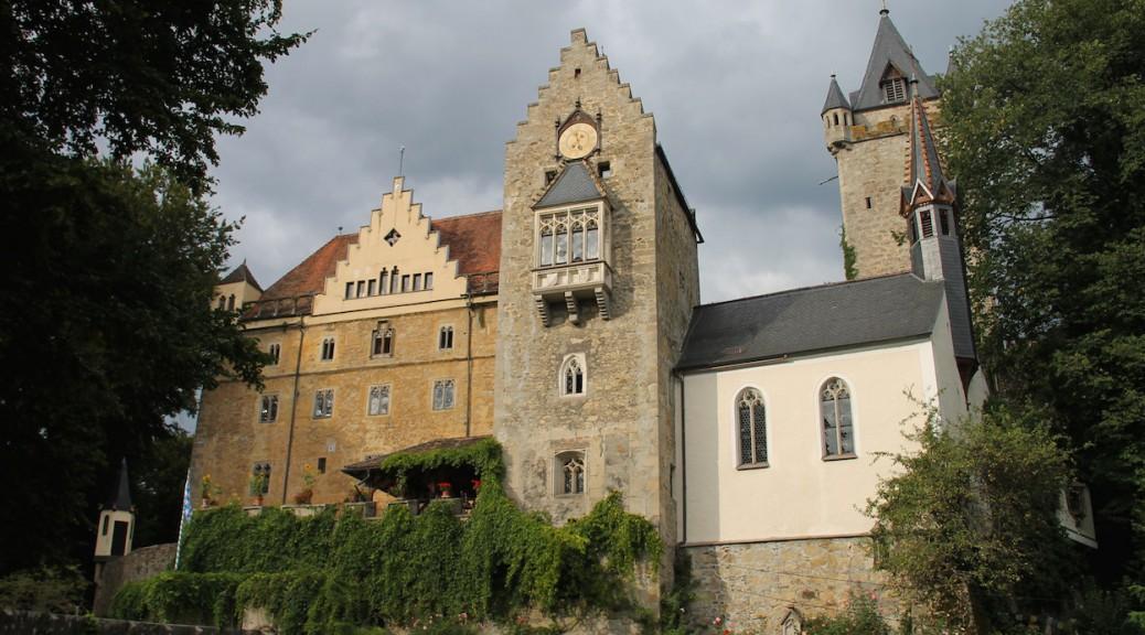 Schloss Egg / Foto: Burgerbe.de