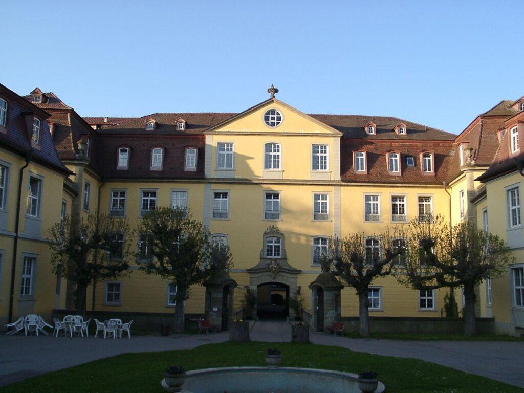 Schloss Kirchberg in Kirchberg an der Jagst / Foto: Wikipedia / Klaus Graf von Archivalia / CC-BY-SA 3.0