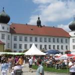 Burg-Schreckenstein-Film: Schloss Tüßling als Mädcheninternat