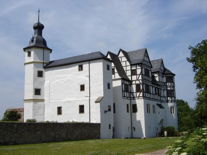 Schloss Leitzkau / Foto: gemeinfrei