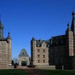 Schloss Merode: Nach Milleniums-Brand wieder aufgebaut