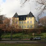 Schloss Alfter wurde Flüchtlingsheim – übergangsweise