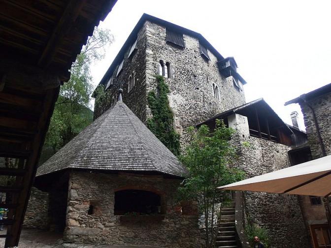 Burg Taufers / Foto: Wikipedia / Palickap / CC-BY-SA 3.0