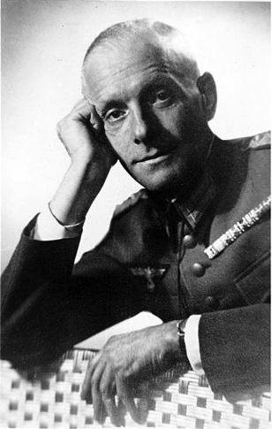 Wollte Hitler stürzen: Abwehroffizier Hans Oster / Foto: Wikipedia / Bundesarchiv / CC-BY-SA 3.0
