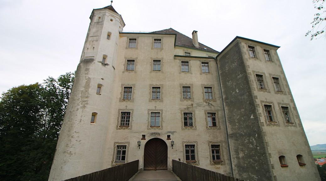 Hohes Schloss Bad Groenenbach