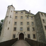 Hohes Schloss Bad Grönenbach: Fuggers finstere Felsenburg