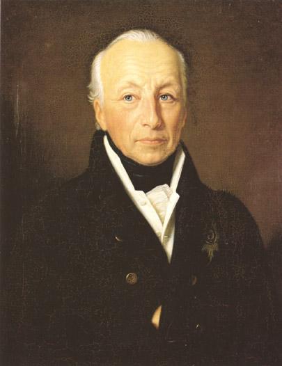Das offizielle Herrscher-Porträt von Herzog Peter von Oldenburg von 1820 / Foto: gemeinfrei