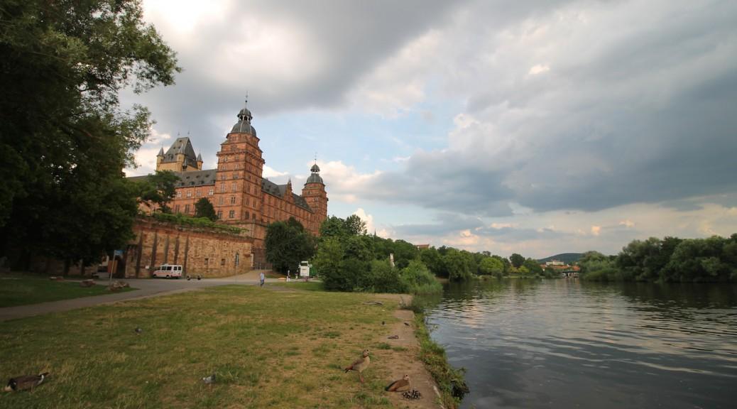 Schloss Johannisburg Main