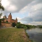 Schloss Johannisburg: Wegen Sanierung drei Jahre lang teilweise geschlossen