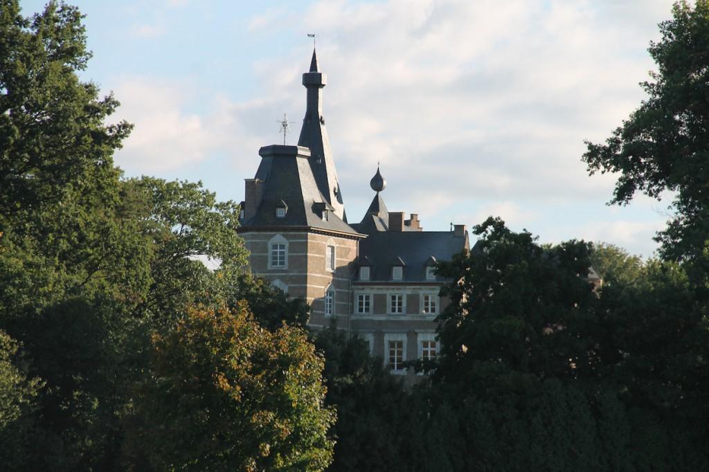 Schloss Merode erstrahlt wieder in alter Pracht. / Foto: Burgerbe.de