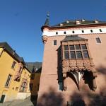 Schloss Burgau: Wiederaufbau dank Schützen-Hilfe