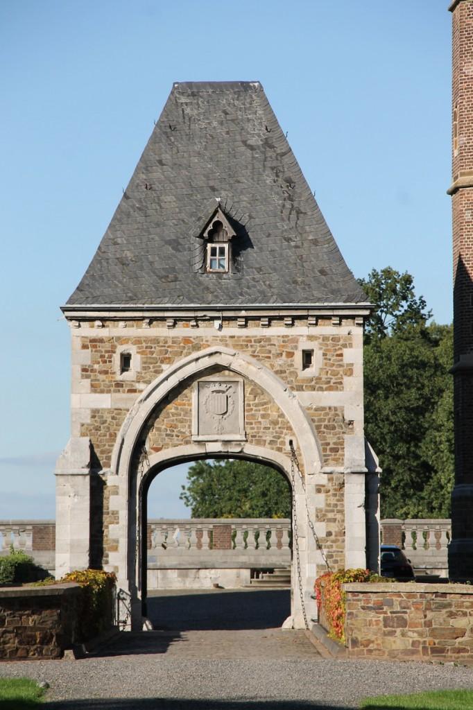 Tor zu Schloss Merode