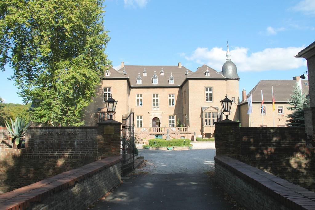 Schloss Nörvenich / Fotos: Burgerbe.de