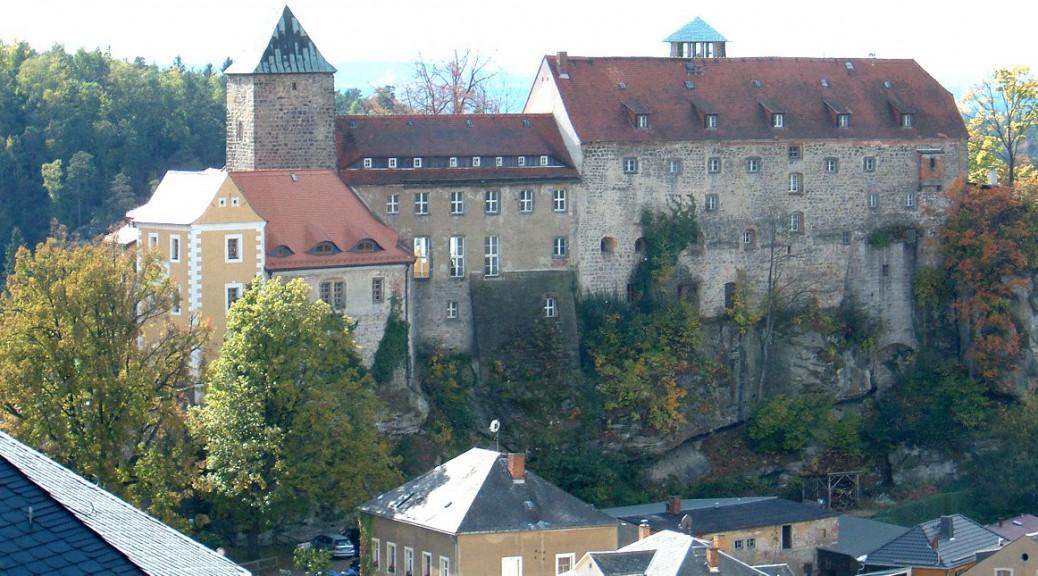 Burg Hohnstein in Sachsen