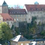 """Flüchlinge auf Burg Hohnstein? """"Besorgte Bürger"""" demonstrieren"""