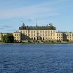 Auf Schloss Drottningholm soll's spuken