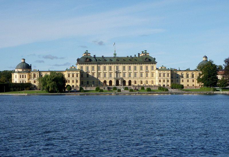 Drottningholm_schloss