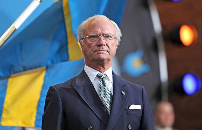 König Carl Gustaf: Schlossschließung im Anti-Terror-Kampf (Bild von mit beschnitten) / Foto: Wikipedia Bengt Nyman - IMG_5940-1 / CC-BY-SA 3.0 / Foto oben: Wikipedia / Holger-Ellgaard / CC-BY-SA 3.0