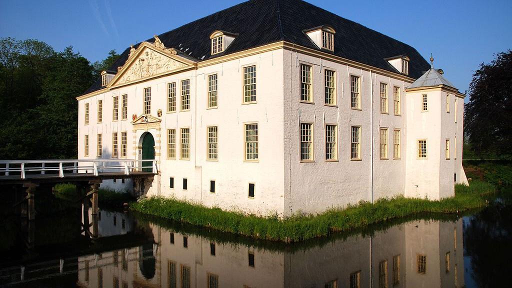 Die Norderburg in Dornum / Foto: Wikipedia / Wladyslaw Sojka / CC-BY-SA 3.0