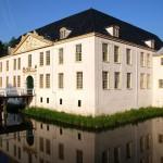 Dornum: Wasserschloss Norderburg mit saniertem Rittersaal