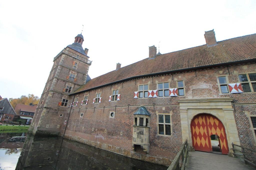 Vorburg von Schloss Raesfeld