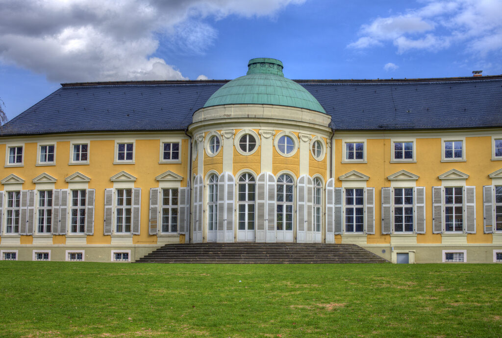 Schloss Peseckendorf / Foto: flickr-Nutzer Moritz Kunert / CC BY-NC-SA 2.0