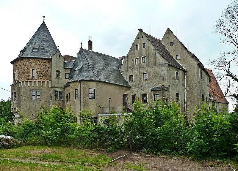 Schloss Reinsberg / Foto: Wikipedia / Norbert Kaiser / CC-BY-SA 3.0