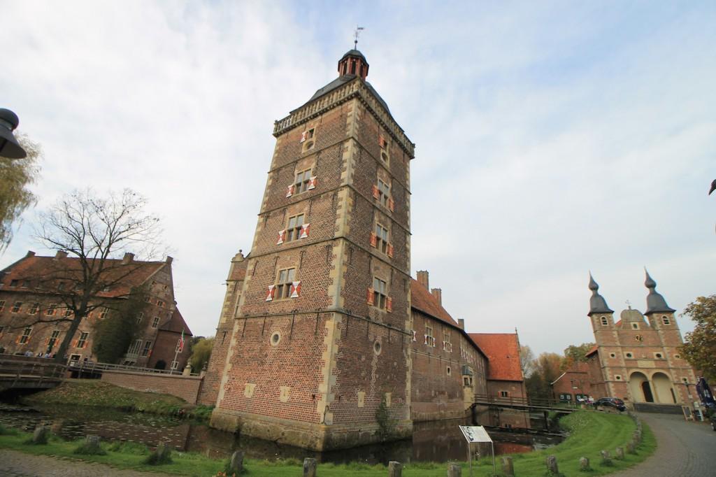 Sterndeuterturm und Schlosskirche