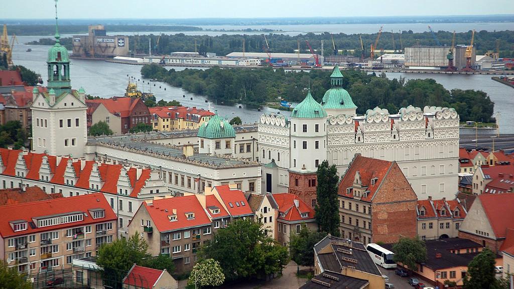Stettiner Schloss / Foto: Wikipedia / Ralf Roletschek / GFDL 1.2