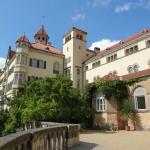 """""""Der junge Karl Marx"""": Drehort Schloss Waldenburg"""