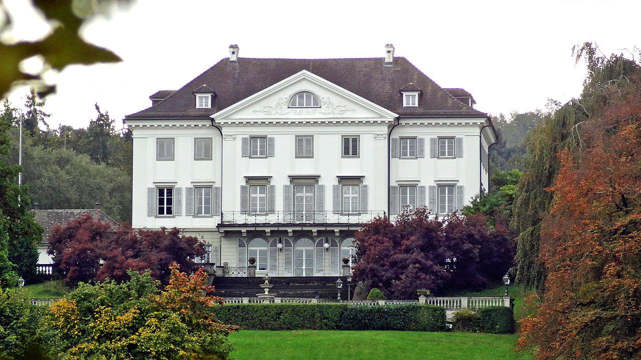 Schloss eugensberg wird zwangsversteigert - Chateau de beauharnais ...