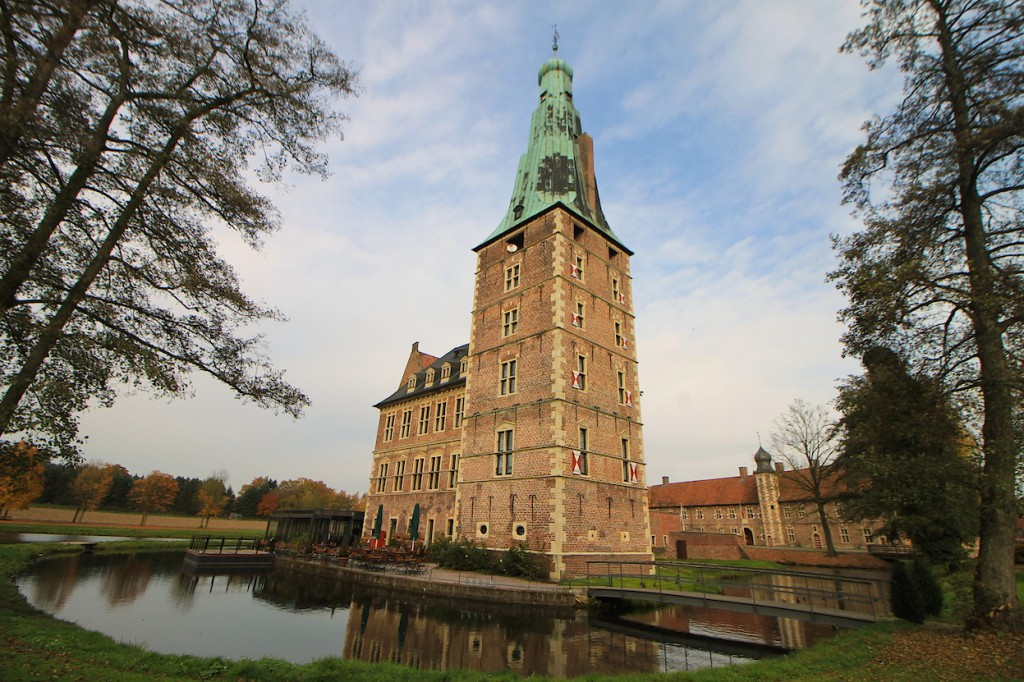 Schloss Raesfeld / Fotos: Burgererbe.de