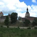 """""""Die zertanzten Schuhe"""": Drehort Burg Querfurt"""