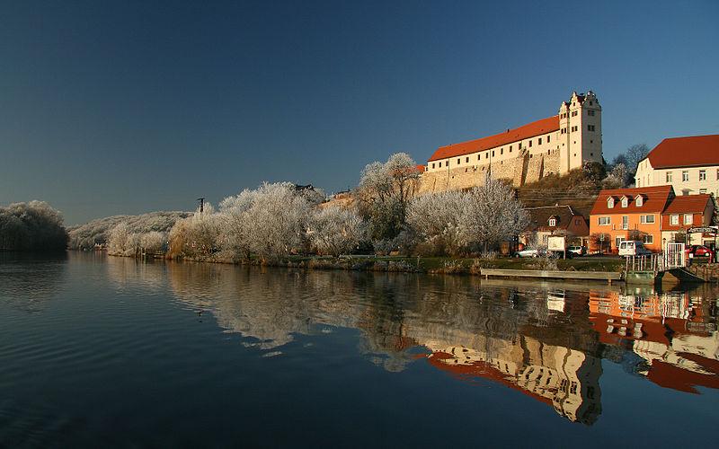 Burg Wettin Saale