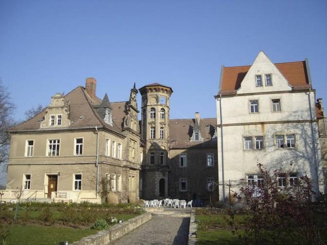 Schloss Hohenerxleben © Deutsche Stiftung Denkmalschutz/Wegner