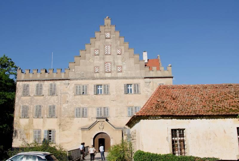Obernzenn_Schloss_Unternzenn_Wagner