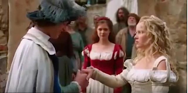 Der Prinz - flirtend...