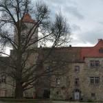Schloss Goseck: Verloren geglaubte Statue wieder aufgetaucht